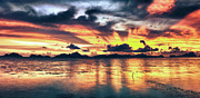 El-nido Posters - Fantasy sunset Poster by MotHaiBaPhoto Prints