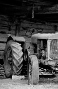 Tenn Prints - Farm Tractor Print by Wilma  Birdwell