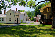 Cooperstown Photos - Farmers Museum by Bob Whitt