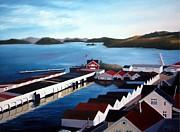 Janet King - Farsund Boathouses