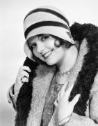 Fashion: Cloche Hat, 1929 Print by Granger