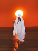 Meditation - Fashion Guru by Eric Kempson
