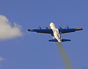 Jato Acrylic Prints - Fat Albert 01 Acrylic Print by Jeff Stallard