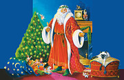Steven Stines - Father Christmas