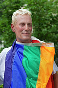 Gay Issues Photos - Father of the Bride Gay Wedding NYC 7 24 11 by Robert Ullmann