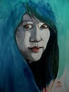 Fatima Print by Ray Agius
