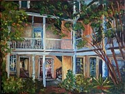 Pamela Geiger - Fatio House Courtyard