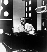 Enjoying Prints - Fats Domino Print by Everett