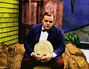 1920 Movies Art - Fatty Arbuckle by Che Rellom
