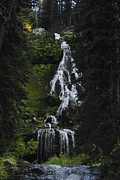Arlyn Petrie Metal Prints - Favorite Falls Metal Print by Arlyn Petrie