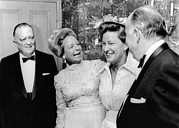 Black Tie Photos - Fbi Director J. Edgar Hoover Attended by Everett