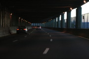 Fdr Art - FDR Drive by Christopher Kirby