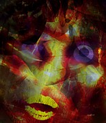 Faniart Digital Art - Fear Not - Unto You I was Given by Fania Simon