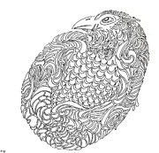 Phil Burns - Feathered Egg