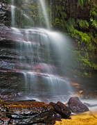 Lawson Prints - Federal Falls - Lawson  Print by Mark Lucey