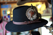 Fuselier Photos - Fedora by Cecil Fuselier