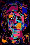 Feeling Blue Print by Natalie Holland