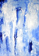 Nudes Reliefs - Feeling Blue by Nyuyse Damien