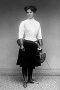 Philadelphia Champion - Rocky Photos - Fencing: Mrs. W.h. Dewar by Granger