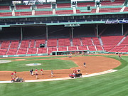 Redsox Photos - Fenway by Jonathan Edwards