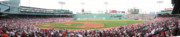 Fenway Park Framed Prints - Fenway Pano Framed Print by Rich Tanguay