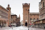 Locations Photo Framed Prints - Ferrara Framed Print by Andre Goncalves
