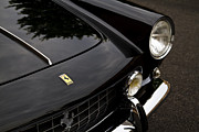 Classic Automobile Prints - Ferrari Fender 2 Print by Dennis Hedberg