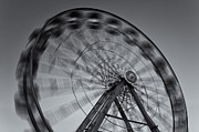 Lighting - Ferris Wheel V by Clarence Holmes