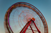 Lighting - Ferris Wheel VII by Clarence Holmes