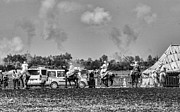 Rabat Photos - Festival Final BW by Chuck Kuhn