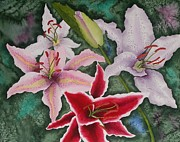 Signature Originals - Field of Lilies by Kimberlee Weisker