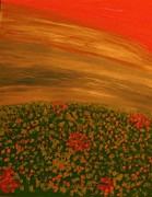 Helene Henderson - Field of Red