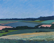 Roy Perkinson - Fields near Cognac May