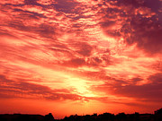 Print Box Prints - Fiery Sunrise Print by Graham Taylor