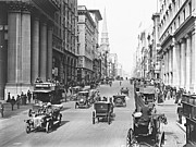 Fifth Avenue And East 34th Street New York City 1907 Print by Padre Art