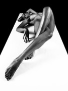 Nude Photographs Posters - Figure Study No. 27 Poster by Markus Goerg
