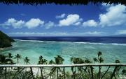 Frame House Photos - Fiji, Wakaya Island by Larry Dale Gordon - Printscapes