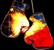 Filipino Boxer Print by Teo Alfonso