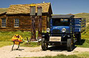Gary Brandes Photo Acrylic Prints - Filler er up-Bodie Acrylic Print by Gary Brandes