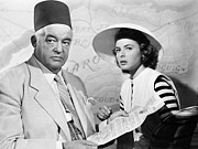 Fez Prints - Film: Casablanca, 1942 Print by Granger