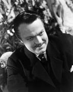 Citizen Photo Framed Prints - Film: Citizen Kane, 1941 Framed Print by Granger