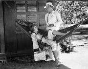 Arrest Prints - Film Still: Hammock, 1929 Print by Granger