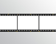 Filmstrip Art - Film Strip by Hans Engbers