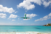 Flying Photo Metal Prints - Final Approach Metal Print by Kim Fearheiley
