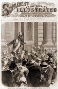 Auto Add Lbd Posters - Financial Panic Of 1873.  Closing Poster by Everett
