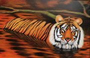 The Tiger Originals - Fire and Water by Jane Indigo Moore