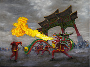 Jason Marsh - Fire-Breathing Dragon...