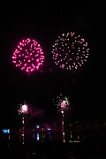4th July Photos - Fire works by Yumi Johnson