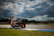 Throttle Framed Prints - Fireblade Framed Print by Ari Salmela