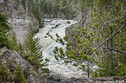 Jack R Perry - Firehole Falls